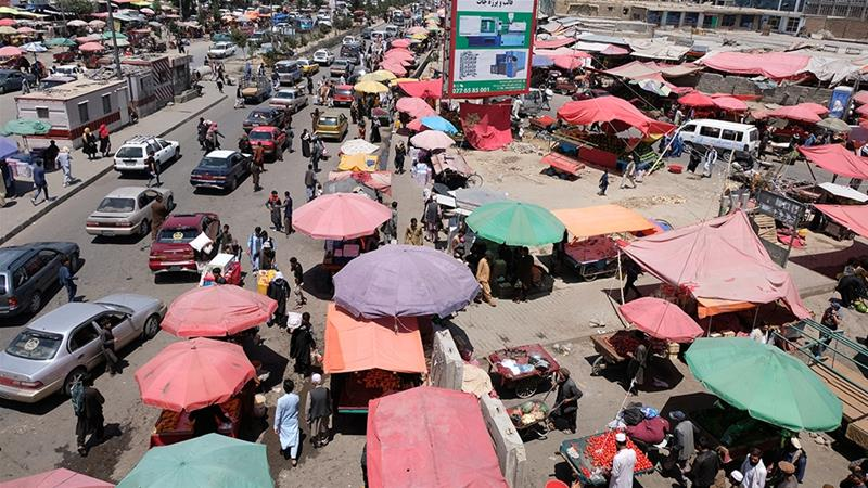Life in the city: Tackling Kabul's urban challenges